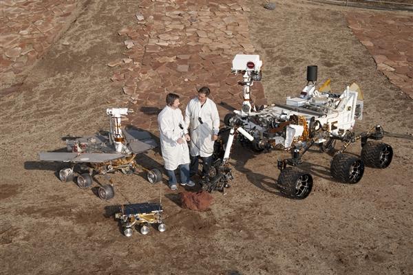 "NASA庆祝""机遇号""登陆火星14年周年:原计划仅用90天"