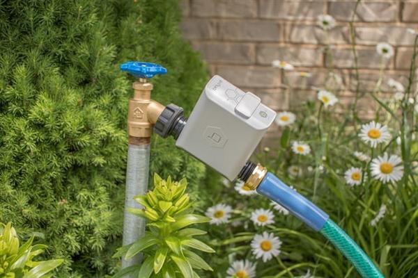 灌溉制造商Orbit宣布推出智能水龙头:全自动按需浇水