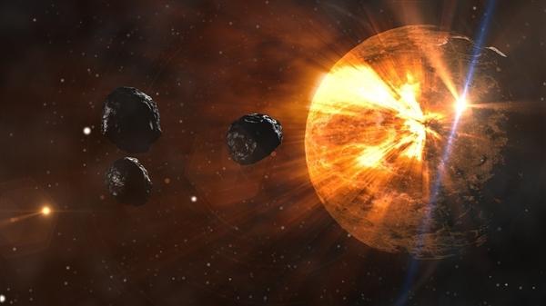 研究发现:13000年前一颗巨大彗星曾袭击地球