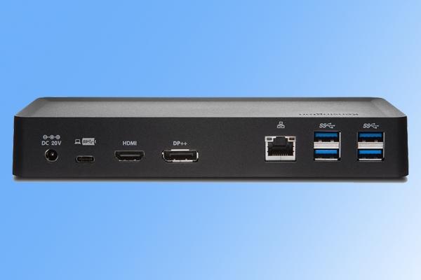 肯辛通推新款USB-C扩展坞:支持10口连接!