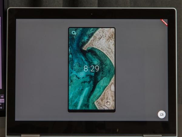 谷歌Fuchsia OS正在走来:最早2019年亮相