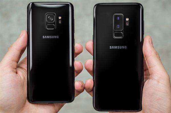 三星Galaxy S9在英国的价格比S8贵100英镑