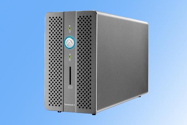 支持雷电3协议!艾客优品推新桌面存储器:内置迷你风扇