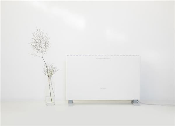 269元!智米电暖器发布:对流式加热设计