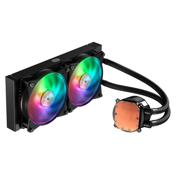 酷冷至尊发布冰神G120/240 RGB水冷:每一颗灯珠皆可独立控制