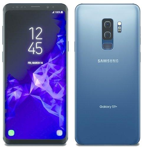 首发骁龙845!三星S9 Plus蓝色定妆照:6000起买吗?