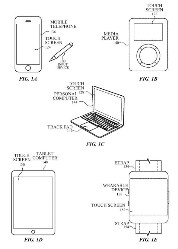 苹果秘密专利曝光:一支能在空中写字的Apple Pen