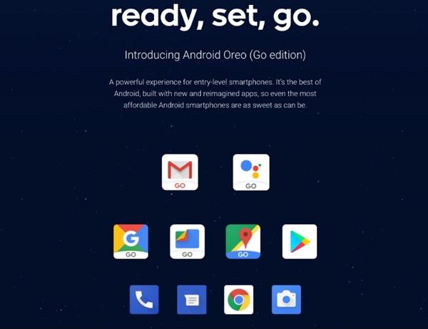安卓GO系统发展缓慢:目前仅十余个App可用