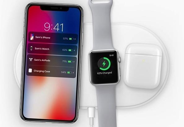 苹果将在3月正式开卖这款AirPower无线充电底座