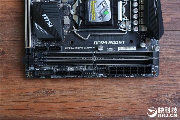 最强ITX游戏主板!微星Z370I GAMING PRO CARBON AC开箱图赏