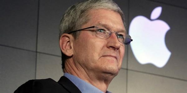 怀恨在心!FBI特工称苹果CEO库克是一个伪君子