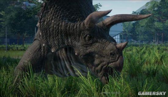《侏罗纪世界:进化》中还有生物工程技术 创造新种恐龙
