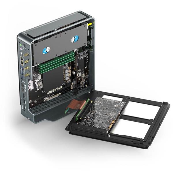 CompuLab高性能迷你主机发布:无风扇设计!