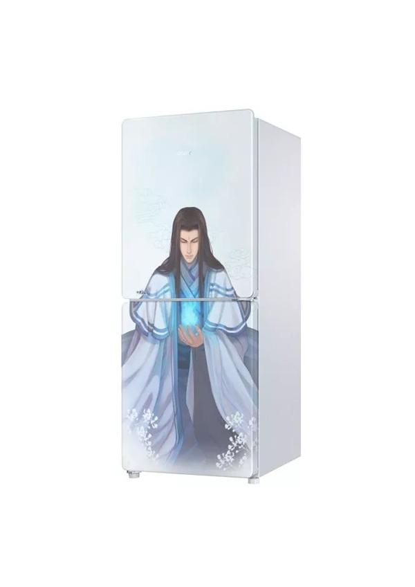 最大游戏周边!仙剑首款冰箱来了:玄霄被冰封