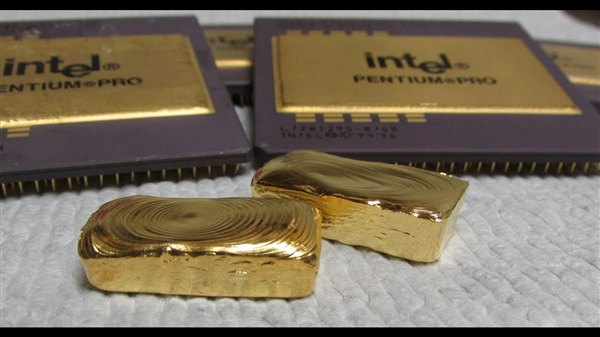 Intel八代酷睿新品集体开卖:金牌奔腾再现