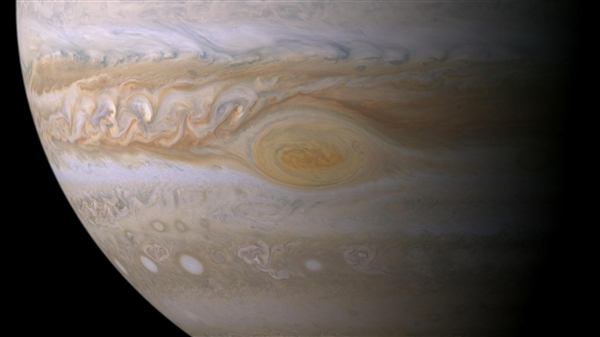 已存在350年:木星大红斑即将消失