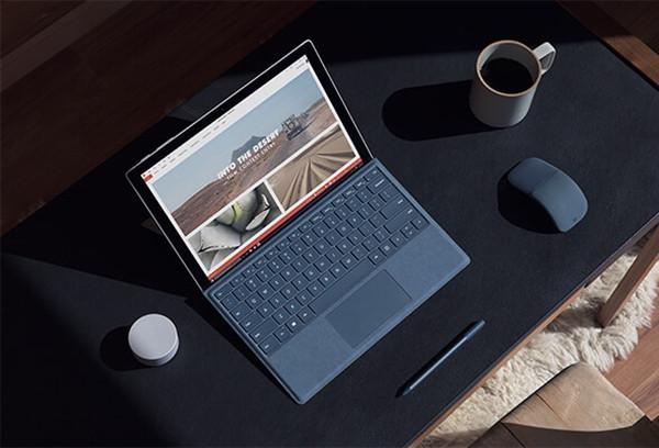 直降1300元!全新微软Surface Pro i5/4GB/128GB版售价5000元