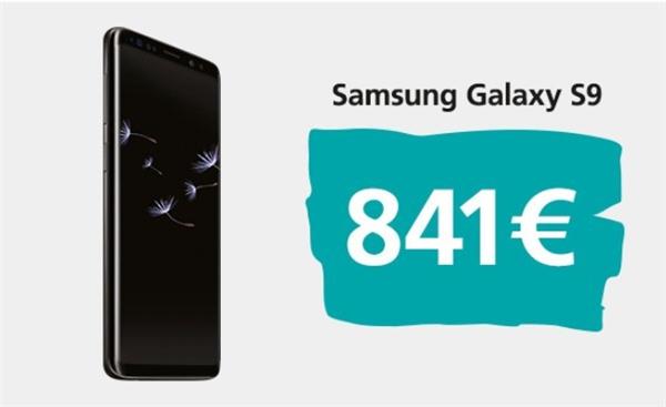 三星S9/S9 Plus售价曝光:国行价格将是全球最低