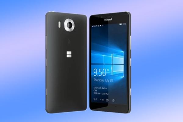 Lumia 950搭载骁龙808芯片,5.2英寸AMOLED显示屏