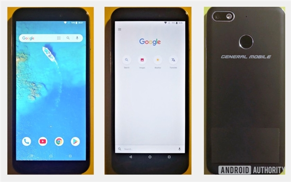 首款Android Go手机来了!新机GM 8 Go全曝光