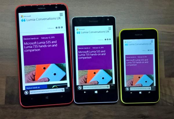 清库存 旧款Lumia手机重现微软商店:售价暴降