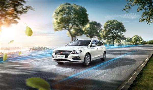 全球首款纯电动互联网休旅车荣威Ei5在京启动预售