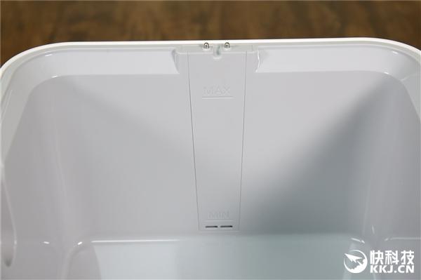 智米纯净型加湿器开箱图赏:便捷上注水