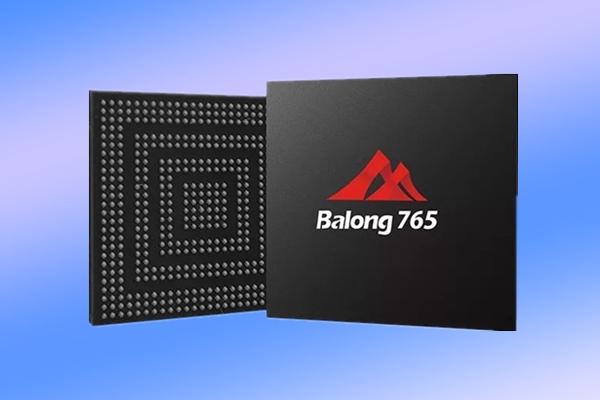 搭载Balong 765芯片的终端预计于2018年第三季度开始商用