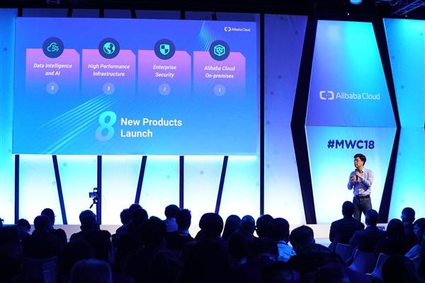 阿里云在全球市场份额排名第三,仅次于亚马逊和微软