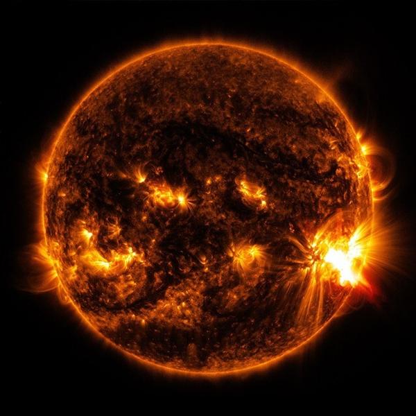 距离地球最近的Proxima B行星去年遭到了毁灭性打击