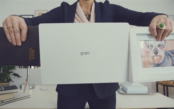 轻薄笔记本之王!LG gram Z980京东首发