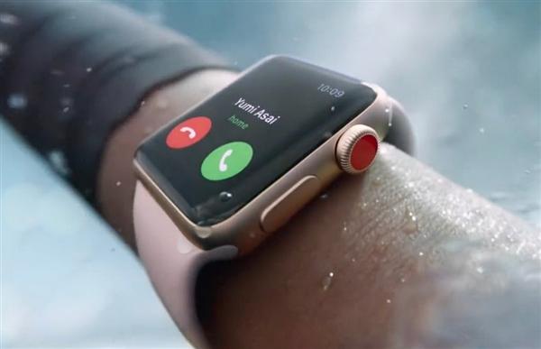 联通3月7日试点Apple Watch eSIM:手表手机共享手机号