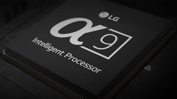 LG公布2018新品电视矩阵:高端OLED配α9处理器