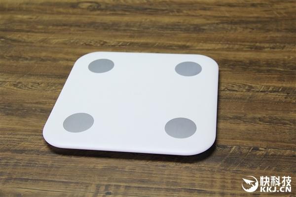小米体脂秤宣布降价:能测10项身体数据