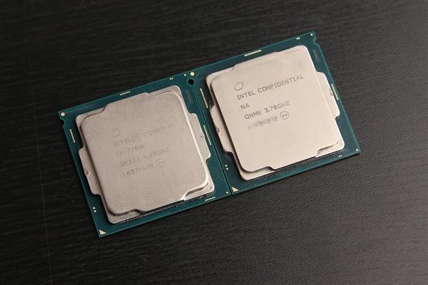 Intel Core i7-8670神秘现身:这命名 乱套了