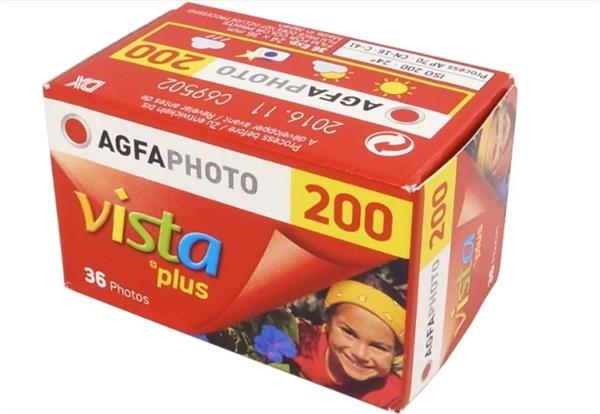 速度囤货!Agfa Vista平价胶片被曝面临停产