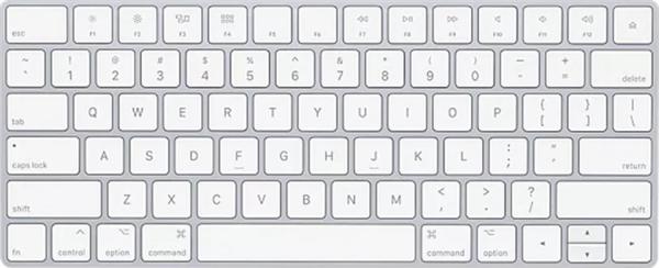 苹果新专利曝光:键盘再也不怕脏了