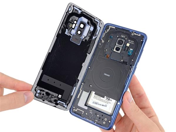 三星S9拆解/虐机出炉:双摄秘密揭晓、额头并无黑科技