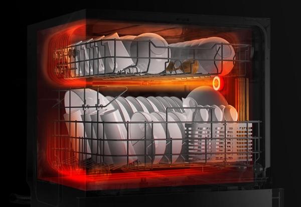 云米:洗碗机因专利侵权下架报道不实