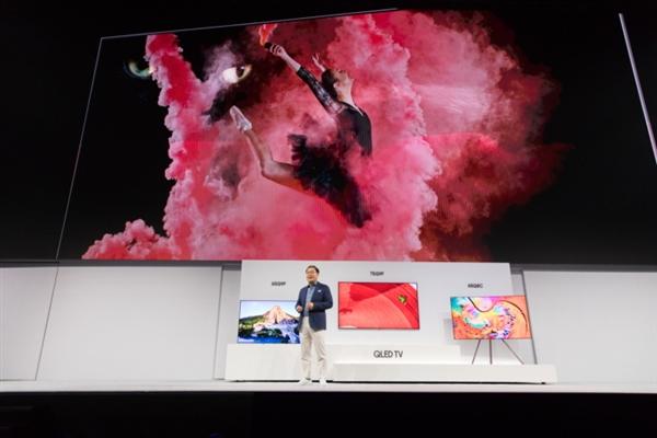 不烧屏!三星146寸MicroLED电视宣布8月发售:妥妥6位数