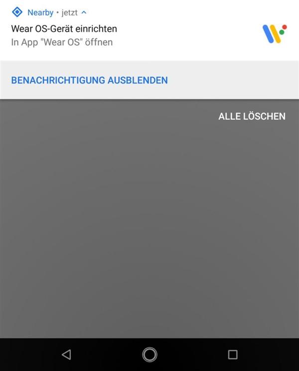 谷歌要重塑品牌?Android Wear或将更名为Wear OS