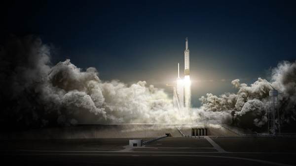 SpaceX将在2019年上半年测试其火星火箭系统
