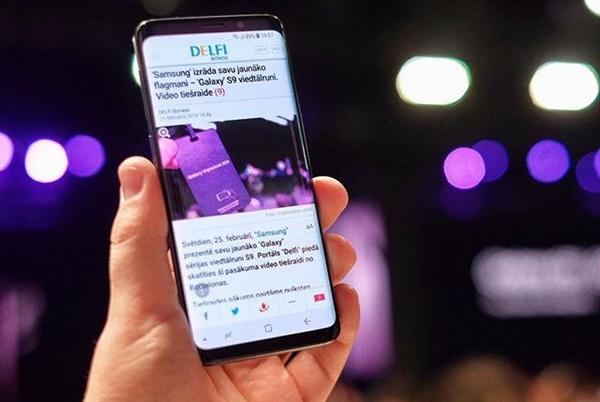 三星立了个小目标:卖4300万台Galaxy S9