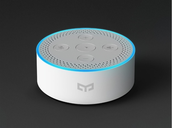 269元!Yeelight语音助手开卖:小冰+小爱双AI系统