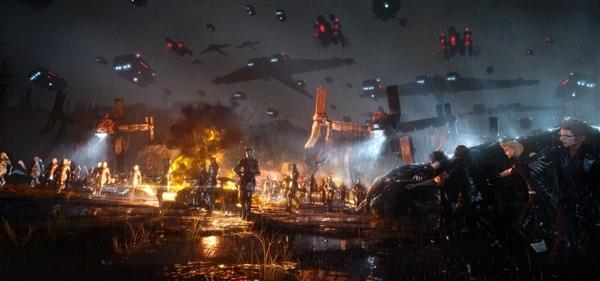 波澜壮阔的复国史诗 三款影驰显卡实测《最终幻想15》