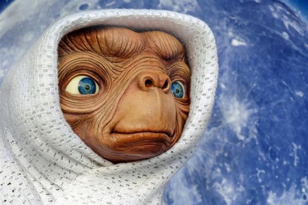 外星人短信?天文学家发现了可能是来自ET的信号