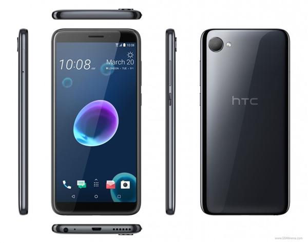 HTC发布Desire 12/12+新机:720P全面屏、1550元起售