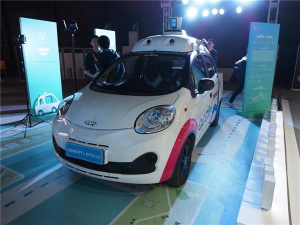 北京发放自动驾驶首批牌照:百度无人车上路测试
