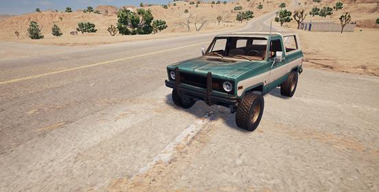《刺激战场》沙漠地图来袭:全新武器、载具