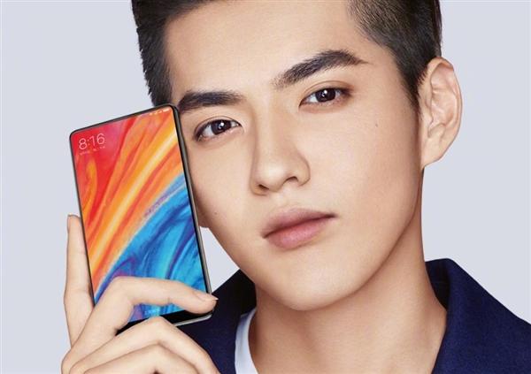 小米MIX 2S上海发布会直播:评论送手机